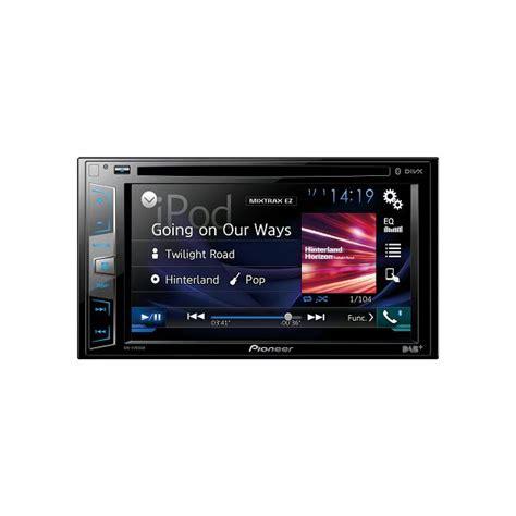 pioneer avh x490dab auto radio pioneer avh x490dab