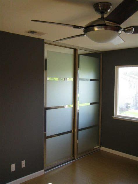 mirrored closet doors the 25 makeover sliding doors