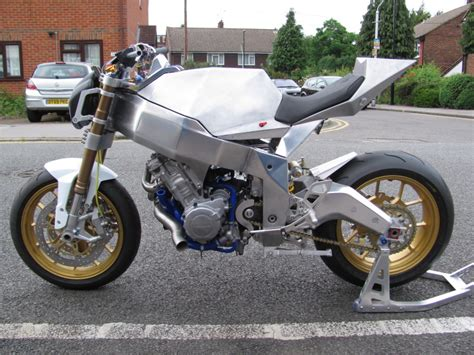 Custom Built Streetfighter
