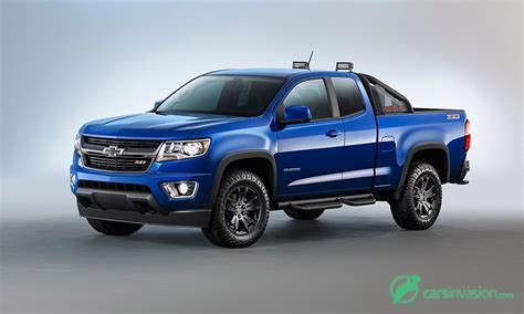 Chevrolet Colorado Hd Picture by 2016 Chevrolet Colorado Z71 Trail Hd Pictures