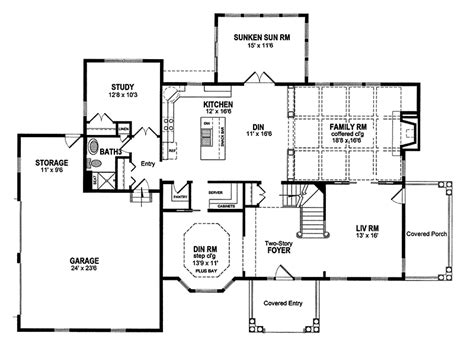 house plans and more clawson georgian colonial home plan 034d 0075 house plans