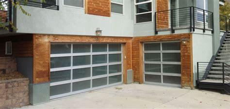 glass garage doors  residential denver