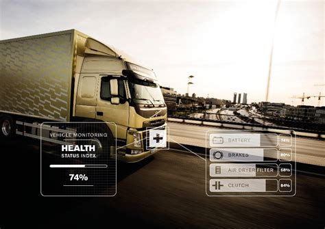 volvo group trucks technology volvo trucks showcases latest connectivity uptime
