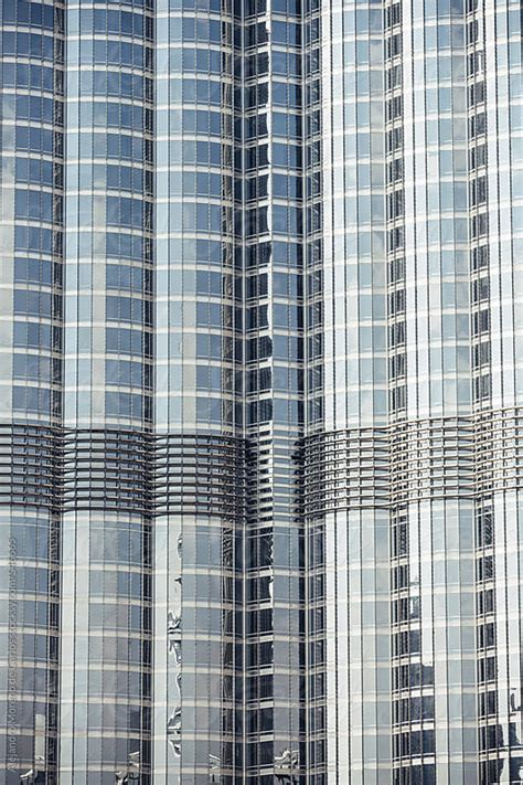 city pattern modern building texture dubai united arab