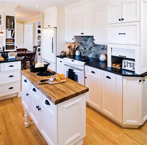 cuisine classique chic cuisine chic et classique en noir et blanc cuisine