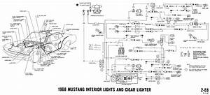 2001 Mustang Interior Wiring Harness Diagram