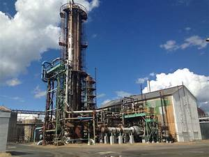 250 Stpd Nitric Acid Plant For Sale At Phoenix Equipment