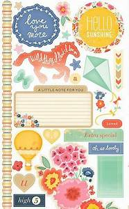 170 best images about scrapbook clipart stickers on for Best brand of paint for kitchen cabinets with scrapbook stickers and embellishments