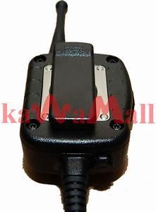 Public Safety Speaker Mic For Motorola Xpr 6300 6500