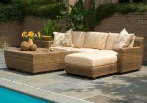 Menards Patio Furniture Cushions by Outdoor Wicker Furniture Patio Productions