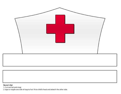 digital  paper nurses hat printable etsy