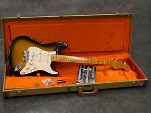 Fender American Vintage  U0026 39 57 Stratocaster Thin Lacquer