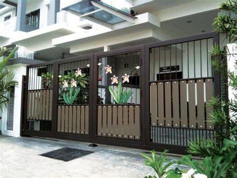 contemporary gate designs for homes home decor 2012 modern homes main entrance gate designs