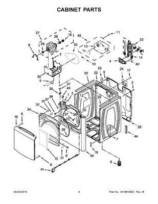 whirlpool wp8547157 belt coast appliance parts