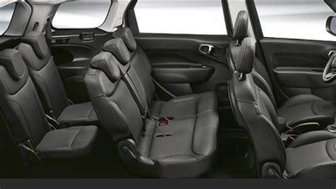 Interni 500l - dimensioni fiat 500l wagon 2017 bagagliaio e interni