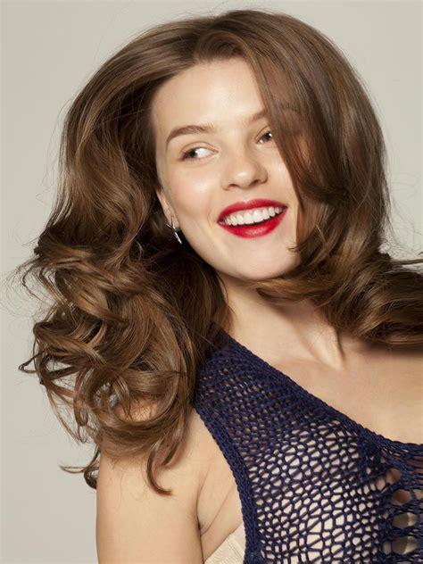 cute flat iron hairstyle ideas   style hair