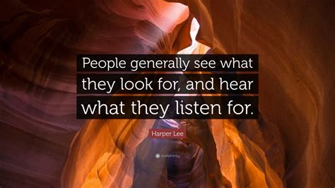 harper lee quote people generally