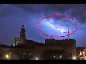 UFO Nasa GoPro Footage! Unidentified Flying Object In ...