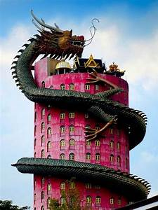 21 Weirdest And Coolest Buildings From Around The World ...