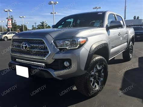 150w cree led light bar system for 2016 up toyota tacoma