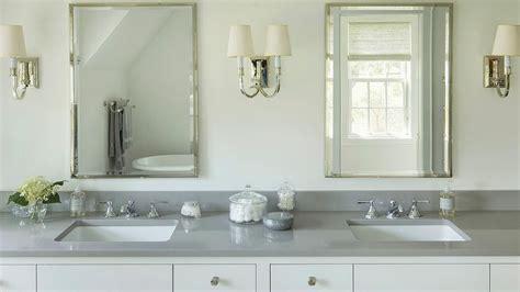 Bathroom Light Gray Quartz Countertops pictures