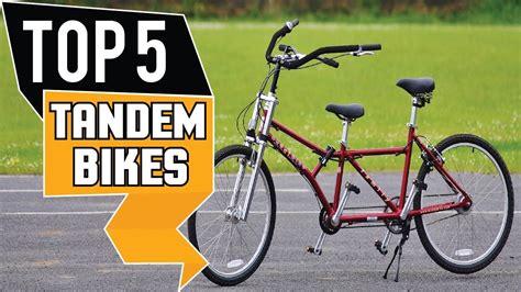 5 Best Tandem Bike Reviews In 2019