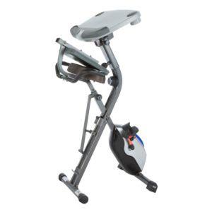 exerpeutic workfit 1000 desk station folding semi recumbent exercise bike exerpeutic workfit 1000 desk station folding exercise bike