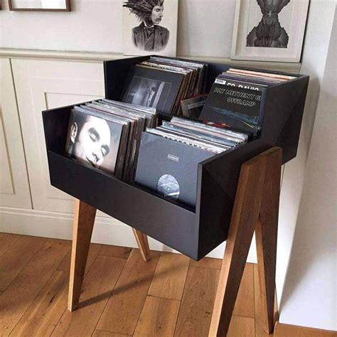 meuble rangement vinyle audio design obomusiclove photo la magie du bois meuble mobilier de salon et 201 tag 232 re vinyle