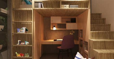 pretty bunk bed  desk   kids contemporary