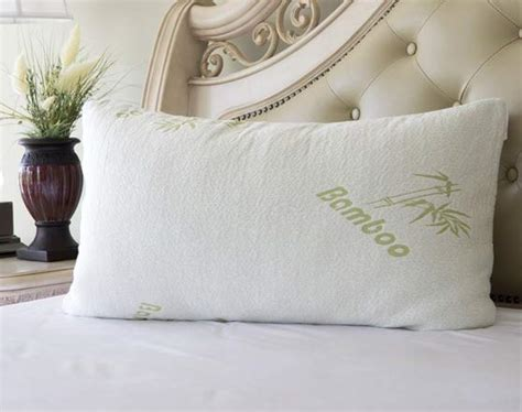 hotel comfort bamboo pillow king hotel comfort bamboo from rayon pillows