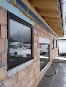 Fensterrahmen Abdichten Innen : fenster 5 cm in laibung nach innen versetzt bauforum ~ Lizthompson.info Haus und Dekorationen