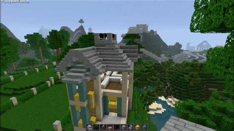 minecraft tutorial ep  roofs gables techniques   part  youtube