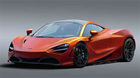 mclaren p1 mclaren 720s rendering looks production ready