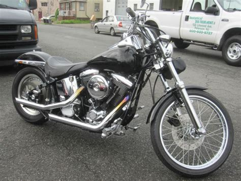 buy 1993 harley davidson softtail custom fxstc 1340 on 2040 motos