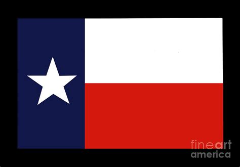 texas lone star flag 1839 photograph by granger