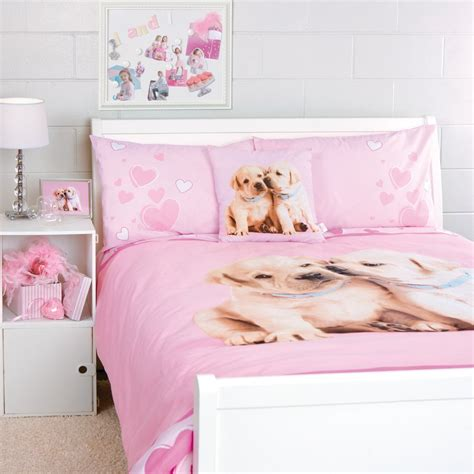 dog theme bedding comforter pink bedding sets bed