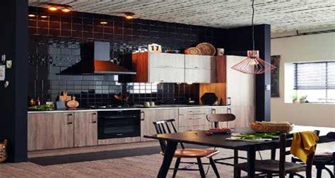 idee cuisine americaine cuisine américaine des idées pour un aménagement ouvert