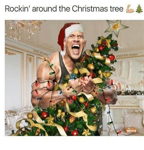 rockin around the christmas tree adaarm the creator