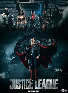 Justice League Poster by GOXIII on DeviantArt