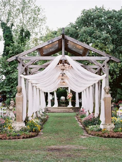 25 best ideas about garden weddings on garden