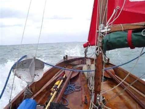 Mirror Zeilboot by Mirror Dinghy Sea Crossing Youtube