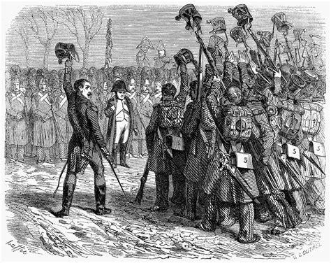 Napoleons Return, 1815 Photograph by Granger
