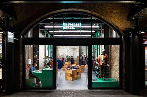 Universal Works Store At Coal Drops Yard, London / Studio