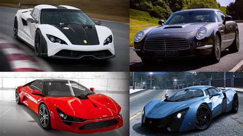 Top Sport Car by 5 Modern Sports Cars You Ve Probably Never Heard Of Top