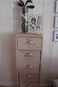 mon meuble caisse de vin lysbelle With meuble avec caisse de vin