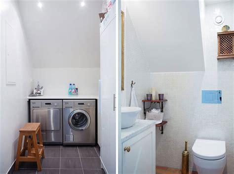 bathroom utility rooms loft apartment  kungsholmen