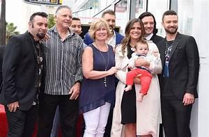 Chris Kirkpatrick and Joey Fatone's Kids at 'NSYNC Star ...