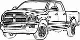 Coloring Dodge Truck Pages Longhorn Ram Chevy Drawings Pick Cars Srt Trucks Printable Colouring Coloringsky Sheets Jacked Sheet Snow Plow sketch template