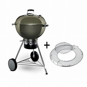 Barbecue Weber 57 Cm : barbecue weber master touch 57 cm smoke grey gbs por 329 euros ~ Dode.kayakingforconservation.com Idées de Décoration