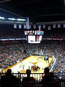 Erwin Center Basketball Seating Chart Frank Erwin Center Section 89 Texas Basketball